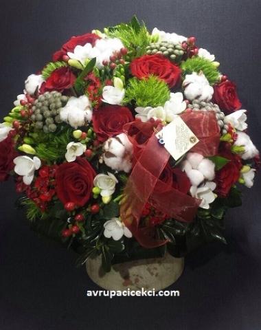 Yılbaşı Çiçeği 09