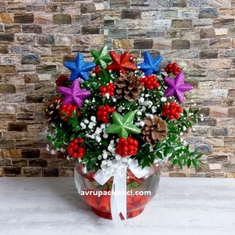 Yılbaşı Çiçeği 04